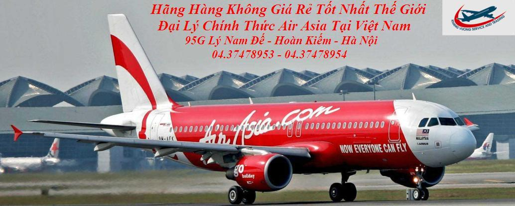 i l chnh thc Air Asia ti Vit Nam, lin h 04.37478953